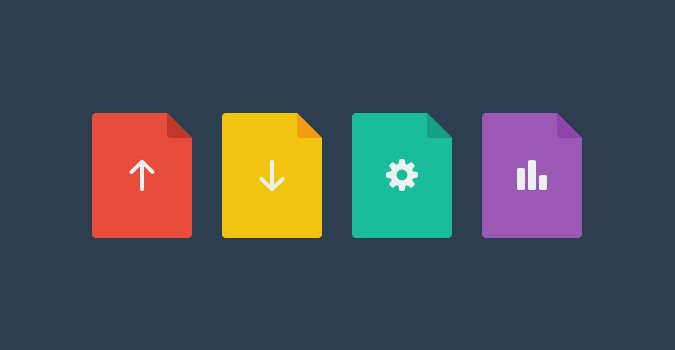 Flat File Icons