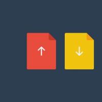 Flat File Icons