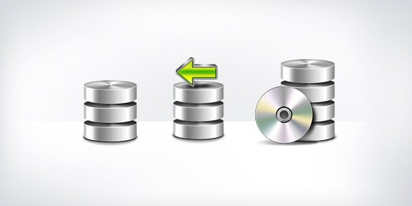 Database Backup Icons