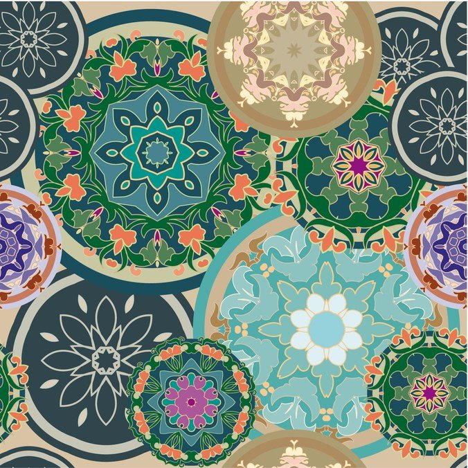 Fine Background Pattern