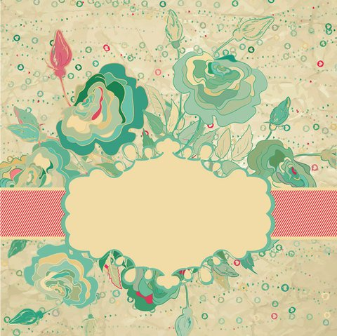 Beautiful Pattern Backgrounds Vector-5
