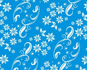 Stock Floral Pattern