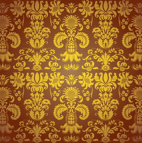 Background Of Classical Pattern