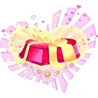 Valentine Day Love Romantic Background Vector-2