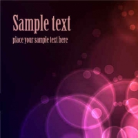 Free Light Effect Vector Backgrounds