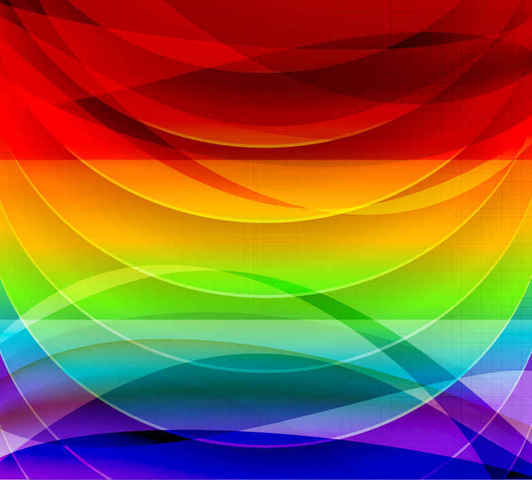 Vector Abstract Colorful Background