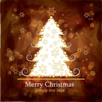 Christmas Gorgeous Brown