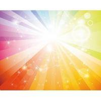 Free Rainbow Galaxy