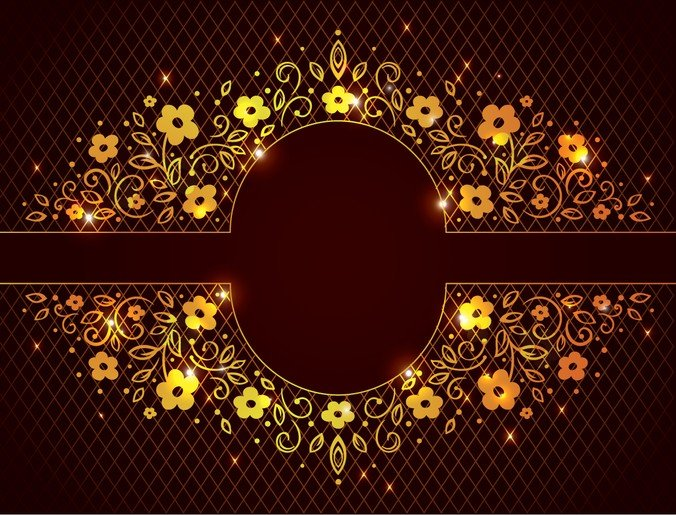 Shining Pattern Background