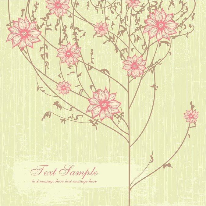 Exquisite Handpainted Pattern