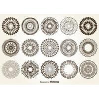 Decorative Vector Circles