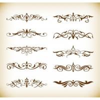Decorative Elements Vector Set for Your Design