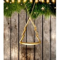 Beautifully Christmas Wood Background