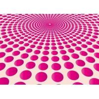 Pink Dots Pattern