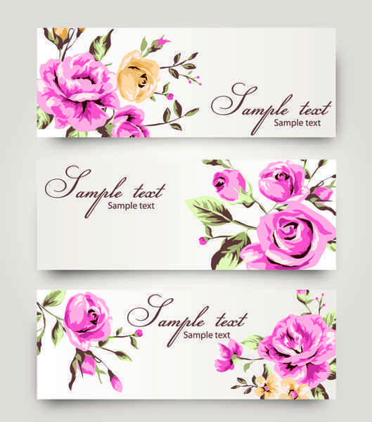 Romantic Rose Pattern