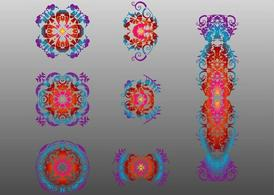 Flower Vectors