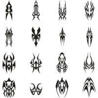 Tattoo Vector Set 1