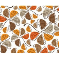 Retro Autumn Pattern