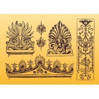 Antique Ornament Vectors