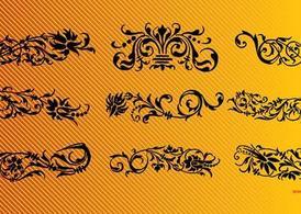 Floral Scrolls