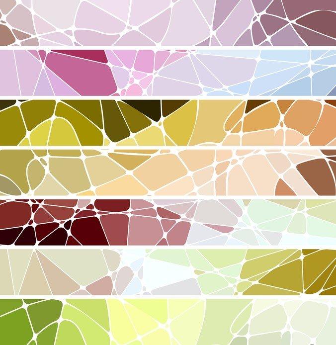 Geometric Mosaic Texture