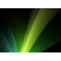 Abstract Green Design Art Background