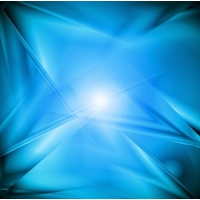 Vector Abstract Design Blue Background
