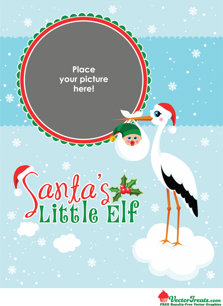 Note to Elf: Grab These Free Royalty-Free Christmas Baby