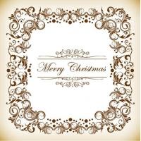 Christmas Decoration Frame