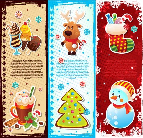 Beautiful Christmas Banner 02