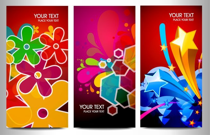 Vector Banners Graphics