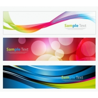 Creative Vector Banners