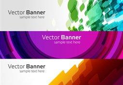 Modern Vector Banners
