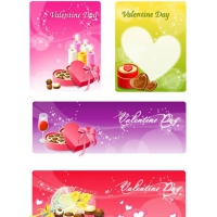 Valentine's Day Banners