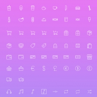 Simple Line Icons 2