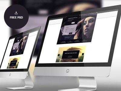 Freebie Web Page