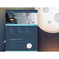 Atech Business & Technology PSD Theme