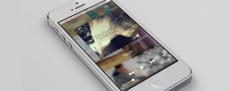 Music Player iOS App