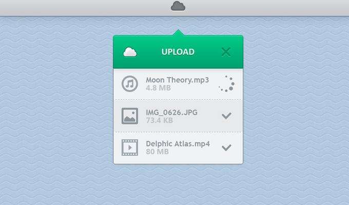 Upload Widget