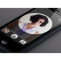 iPhone 5 Camera App UI