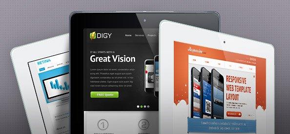 iPad PSD Graphics