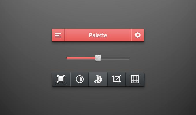 Photo Tool UI