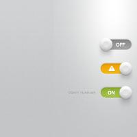 Buttons, Lights & Shadows