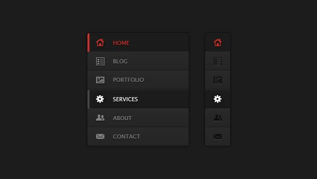 Responsive Website Navigation