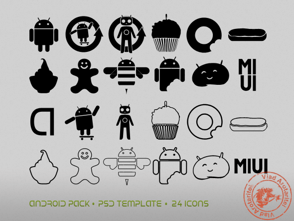 Android Icon Pack