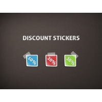 Discount Stickers