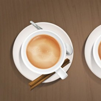 Coffee Cups PSD Graphic