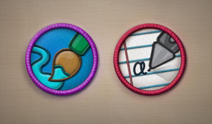 Merit Badge Icons - Part 2