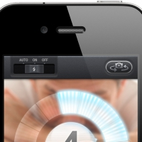 iPhone Camera App UI