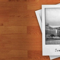 Polaroid PSD Photo Frames